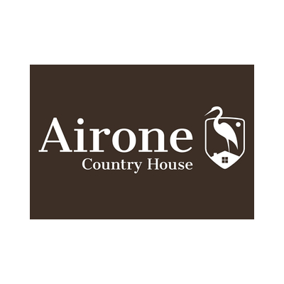 Logo AIRONE Country House - Cliente Citynet Srl