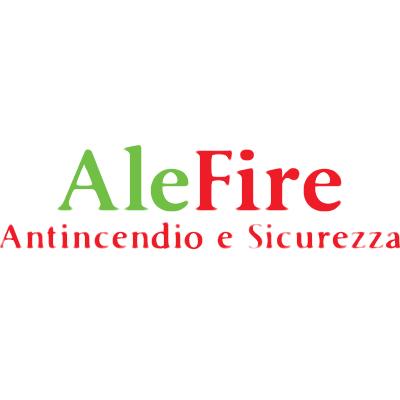 Logo AleFire S.r.l. - Cliente Citynet Srl