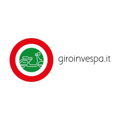 Logo Giro in Vespa - Cliente Citynet Srl