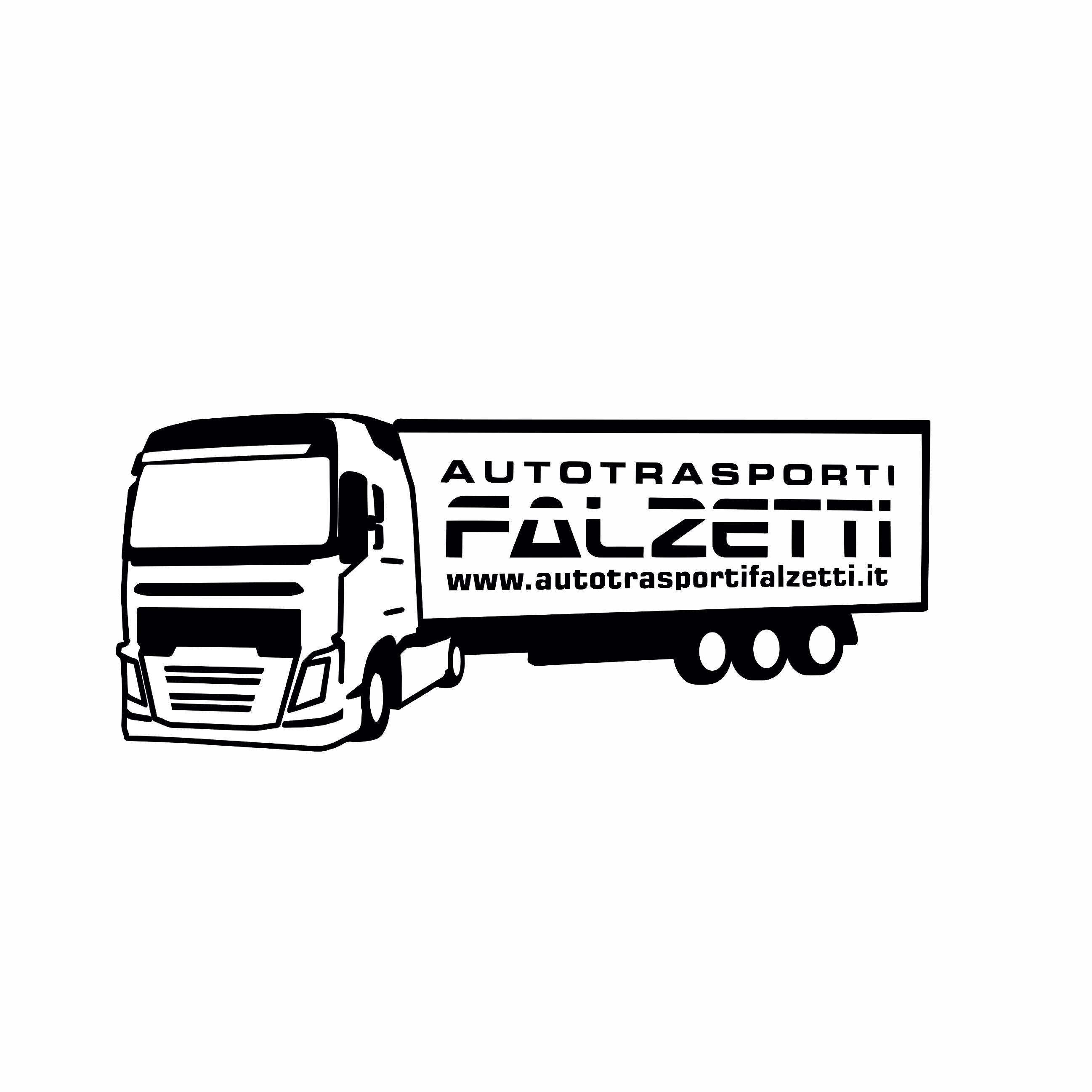 Logo Autotrasporti Falzetti srl - Cliente Citynet Srl