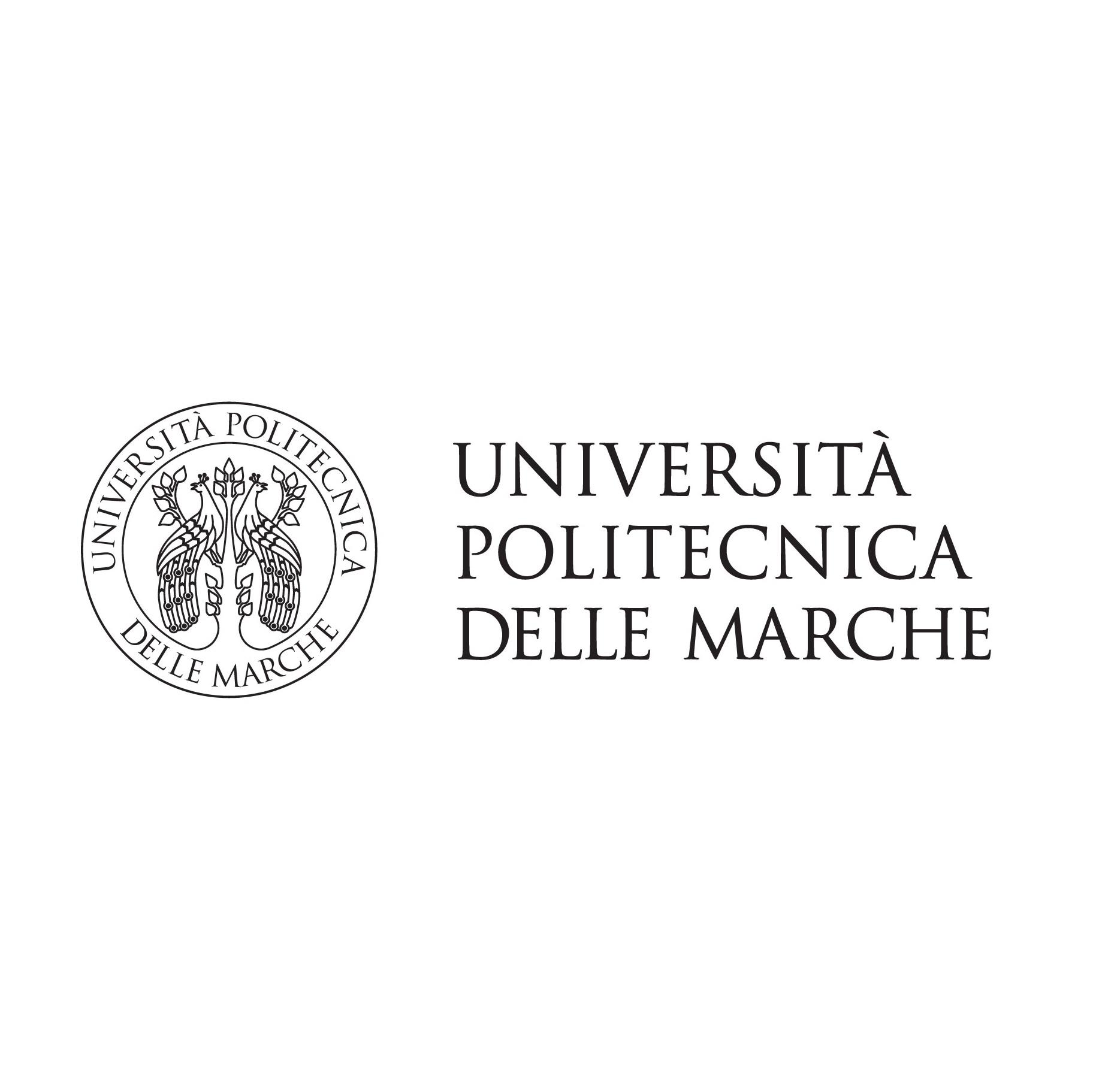Logo Università Politecnica delle Marche - Cliente Citynet Srl