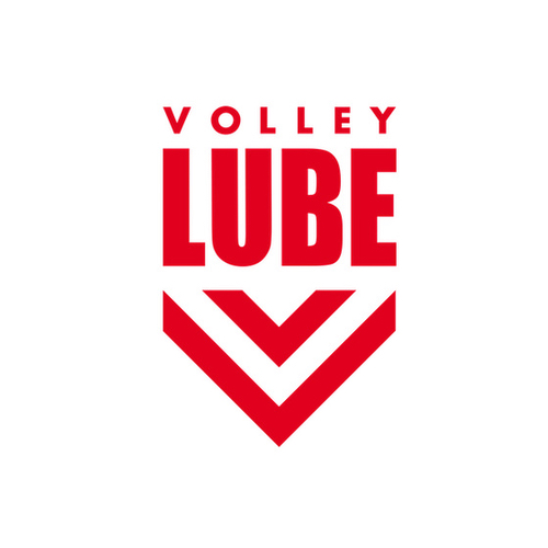 Logo A.S. Volley LUBE S.r.l - Cliente Citynet Srl