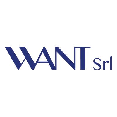 Logo WANT SRL - Cliente Citynet Srl