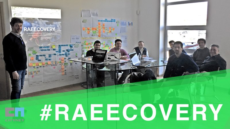 PROGETTO RAEEcovery