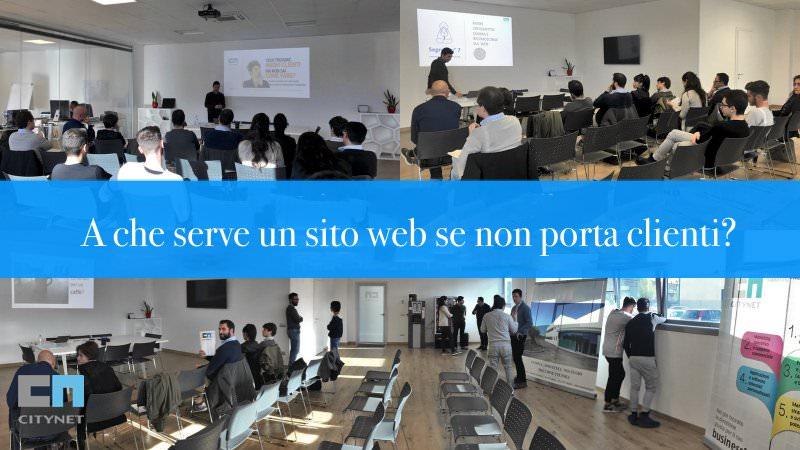 Citynet organizza corsi di formazione sul marketing per sviluppare l'impresa