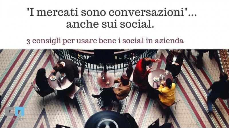 Cosa sapere prima di aprire un canale social aziendale