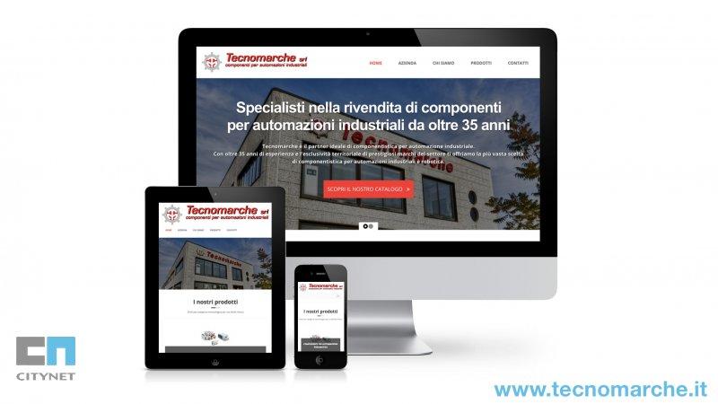 Nuovo sito web e catalogo online dei prodotti