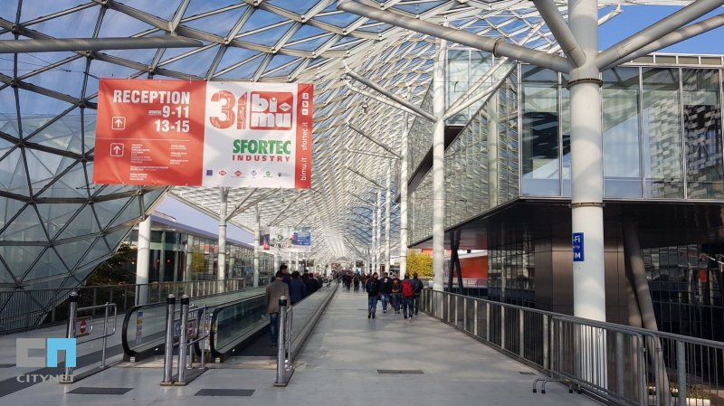 Citynet - Specialista nel marketing industriale alla BIMU 2018