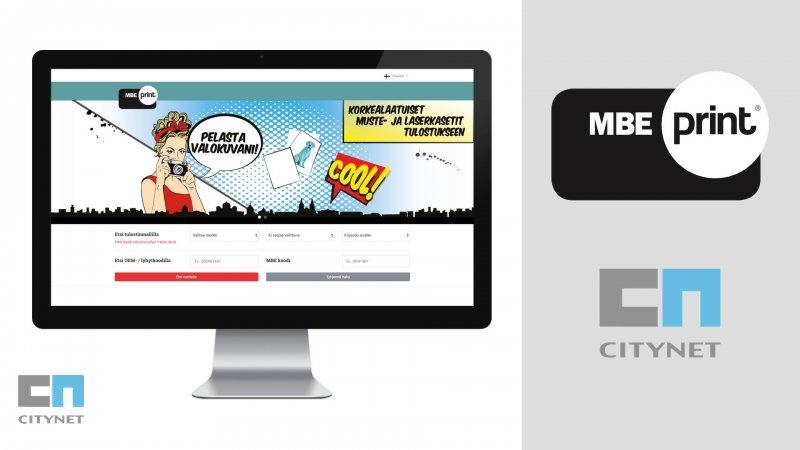 MBE Finlandia sceglie Citynet per la propria piattaforma software di e-commerce
