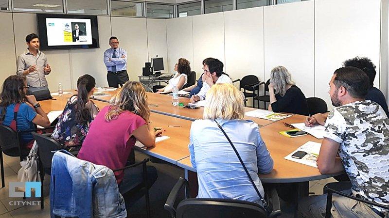 Formazione Citynet alla PMI sul marketing con CNA Ancona